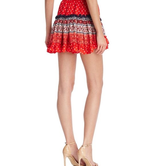 Misa Los Angeles Dresses & Skirts - Misa chiffon skirt
